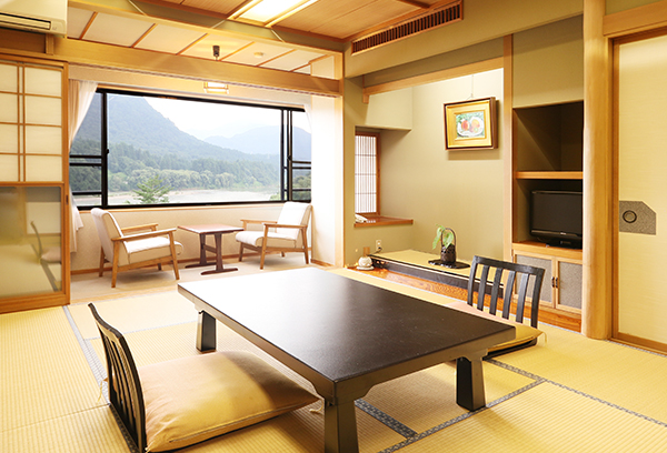 絶景の和室 和室10畳